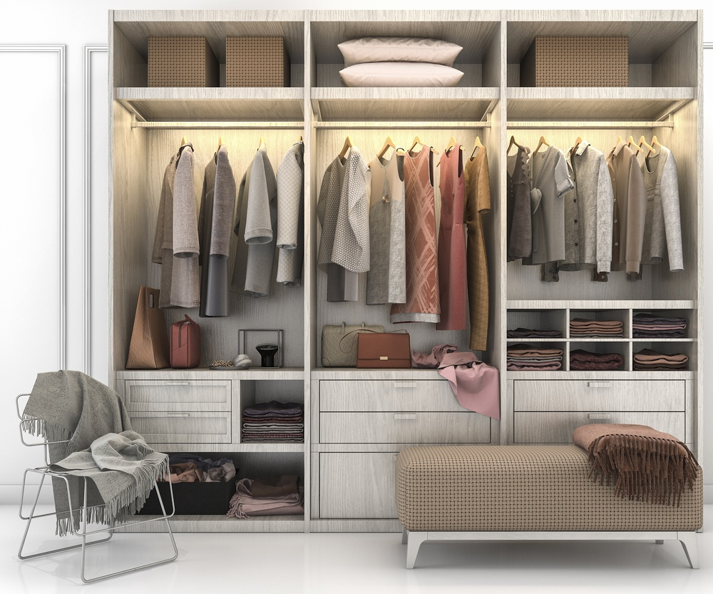Just 5 Steps to The Closet of Your Dreams - WWTNT